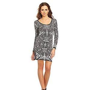Gianni Bini | Taryn Tribal Sweater Dress